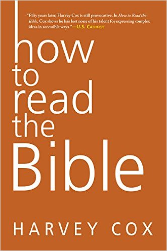 How to Read the Bible Book Cover