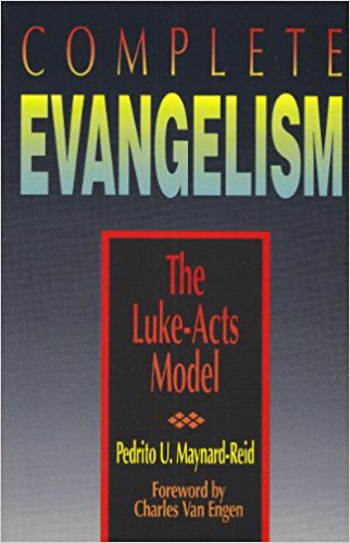 Complete Evangelism: The Luke-Acts Model Book Cover